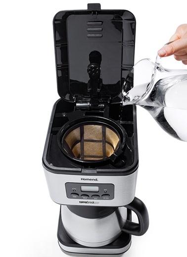 Homend 5001 Coffeebreak Filtre Kahve Mak Renkli